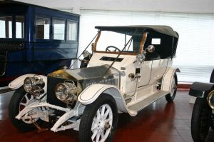 Classic car insurance for a Rolls Royce Silver Ghost