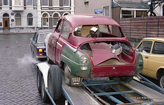 There are usually both compulsory and voluntary excesses payable on classic car insurance policies