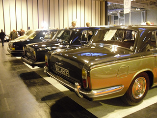 The Classic Motor Show attracts many enthusiasts