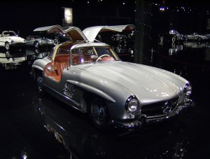 What is expected to be the biggest auction of classic cars takes place in a few days