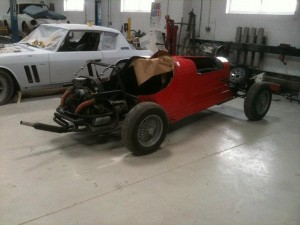 The restoration of classic cars is an enjoyable project for many people