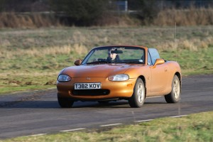 Could cars like the Mazda MX-5 be future classic cars?