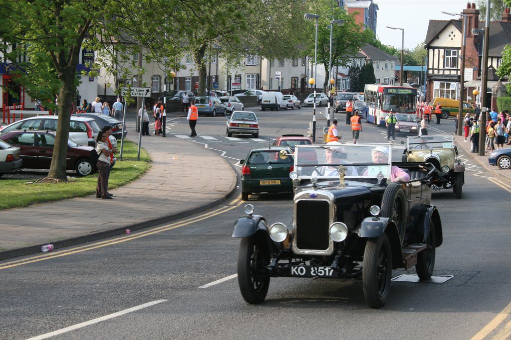 ULEZ Exemption For Historic Vehicle Tax Class Motors | Classic Car ...