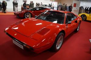 The Ferrari 308 GTB Vetroresina is a beautiful looking classic sports car