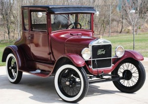 Ford's Heritage Centre houses many classic Ford cars including the Ford Model T