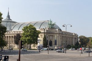 The Grand Palais, Paris was recently the venue for one of Bonhams auctions that included the sale of some classic cars