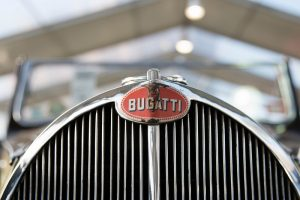 In March 2017, a classic Bugatti sold for many millions of dollars at a RM Sotheby's auction.
