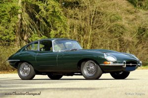 Classic cars like the Jaguar E-Type Series 1 4.2 Coupe are highly souhght after classic cars